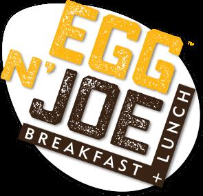 Egg N' Joe Logo