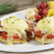 Egg N' Joe Dungeness Crab Benedict