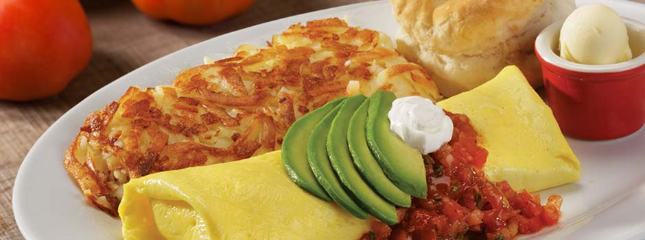 Signature Favorite: Valley of the Sun Omelet